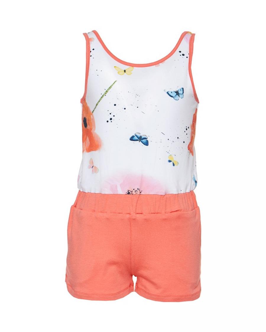 b0dc5cc1bf3 Παιδική φόρμα ολόσωμη Marasil - Καλοκαιρινά - Ολόσωμες φόρμες και Σαλοπέτες  - για Κορίτσια - Παιδικά Ρούχα KidsWear