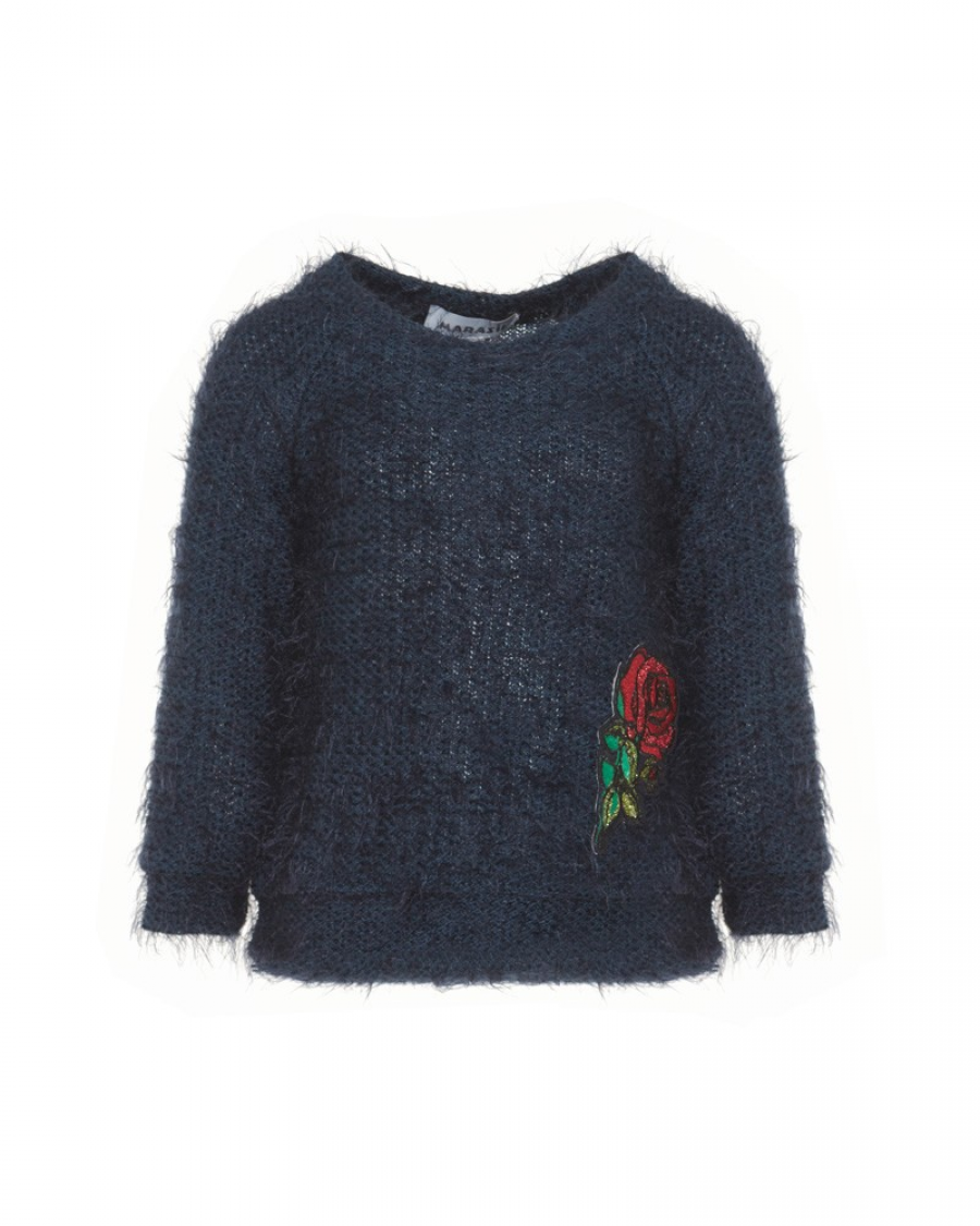 4040fdc2e86 Παιδική μπλούζα Marasil - Χειμερινά - Ζακέτες και Πλεκτά - για Κορίτσια - Παιδικά  Ρούχα KidsWear