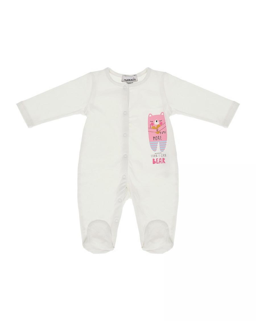 896e7b38aa4 Βρεφικό φορμάκι Marasil - Χειμερινά - Φορμάκια - για Κορίτσια - Παιδικά  Ρούχα KidsWear