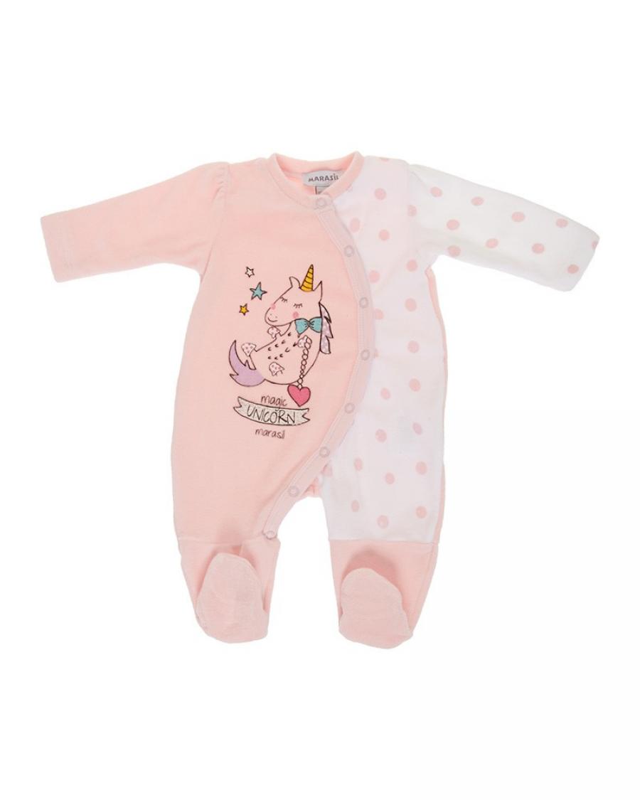 c8311182eb6 Βρεφικό φορμάκι Marasil - Χειμερινά - Φορμάκια - για Κορίτσια - Παιδικά  Ρούχα KidsWear