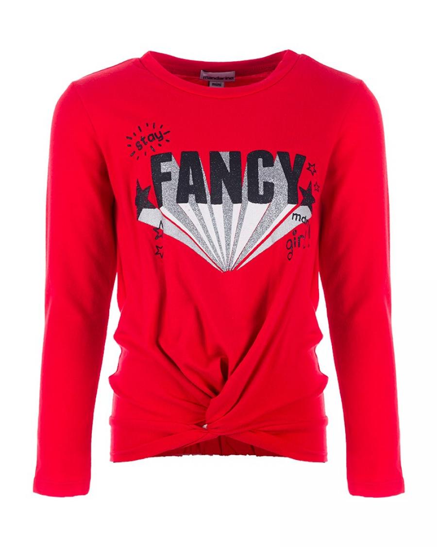 9c400f91900 Παιδική μπλούζα Mandarino - Χειμερινά - Μπλούζες - για Κορίτσια - Παιδικά  Ρούχα KidsWear