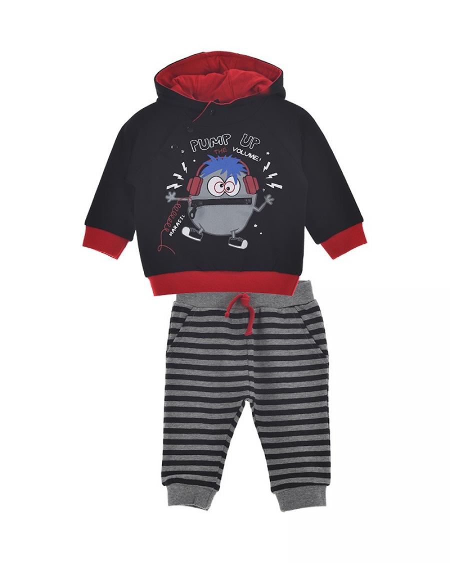 c18de9ec313 Bρεφικό σετ Marasil - Χειμερινά - Φόρμες - για Αγόρια - Παιδικά Ρούχα  KidsWear