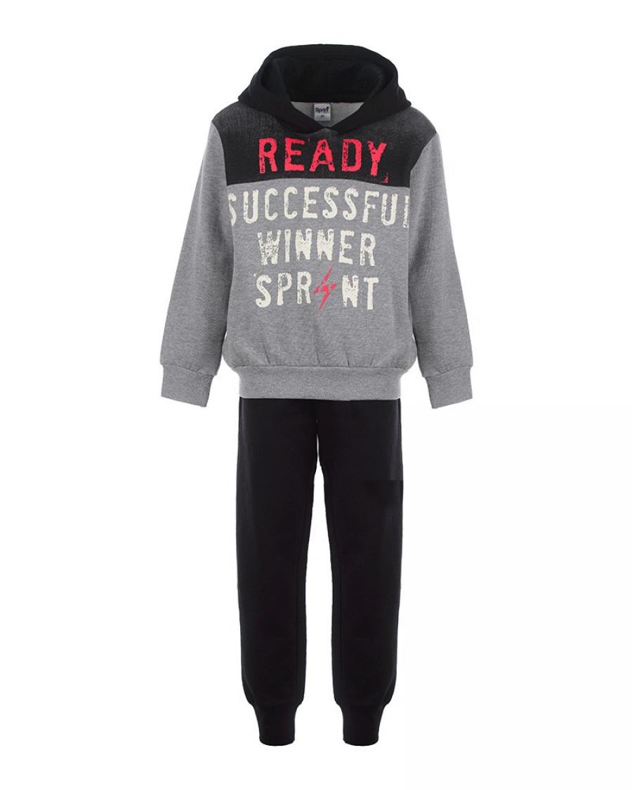 5d0a0d299e3 Παιδική φόρμα Sprint - Χειμερινά - Φόρμες - για Αγόρια - Παιδικά Ρούχα  KidsWear