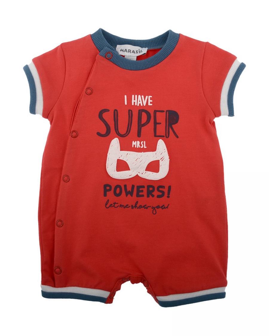 c94d3426f92 Marasil Βρεφικό φορμάκι Marasil - Καλοκαιρινά - Φορμάκια - για Αγόρια - Παιδικά  Ρούχα KidsWear