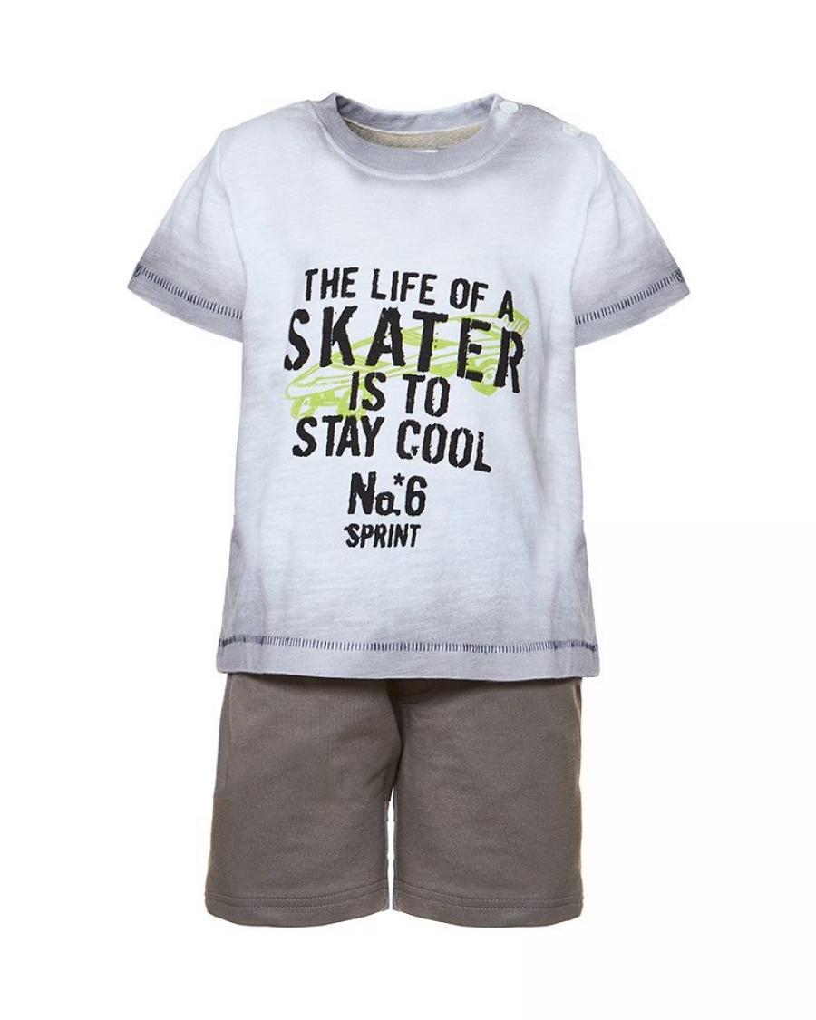 3068c23d96e Sprint Παιδικό σετ Sprint - Καλοκαιρινά - Σετ - για Αγόρια - Παιδικά Ρούχα  KidsWear