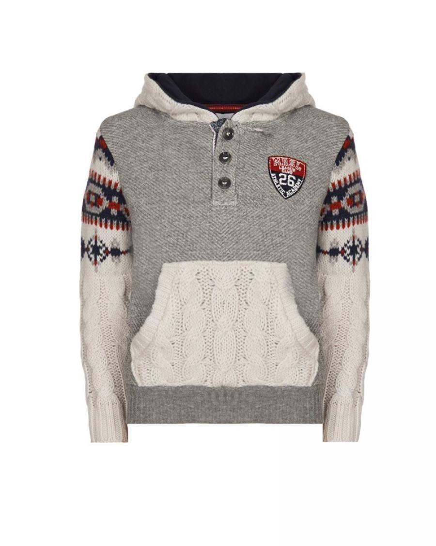 ad3c08229d5 Παιδική μπλούζα Marasil - Χειμερινά - Ζακέτες και Πλεκτά - για Αγόρια - Παιδικά  Ρούχα KidsWear