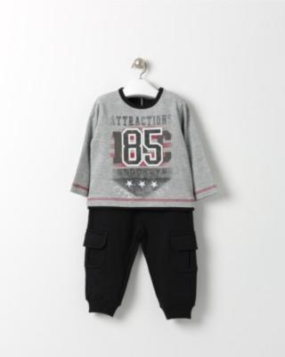 146ecba9d8d Φόρμες - Ρούχα για Αγόρια - Χειμερινή Κολεξιόν 2018
